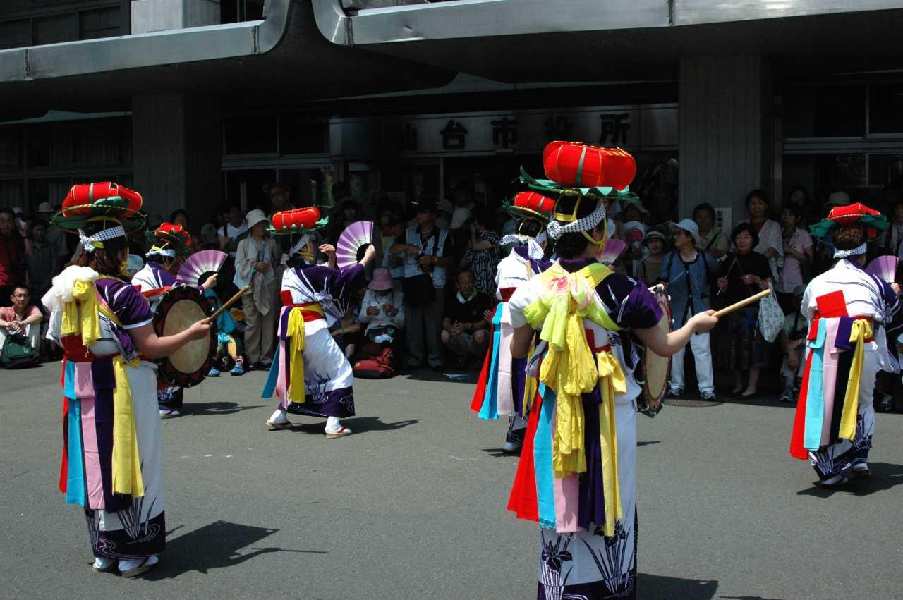 東北六魂祭が開催_a0148206_17553723.jpg