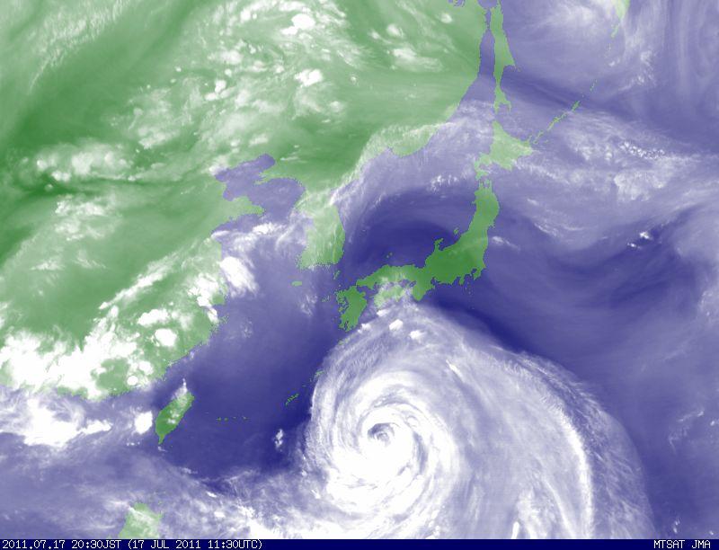 えぞ梅雨、モクレン大剪定、おかだま音楽祭、台風6号_c0025115_2227481.jpg