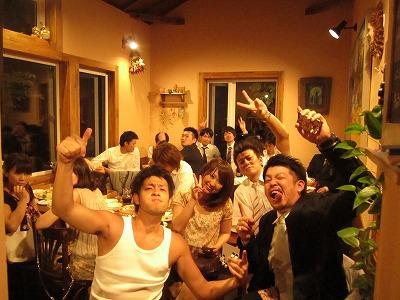 韮崎のH田様 二次会 【Chef\'s Report】_f0111415_043058.jpg