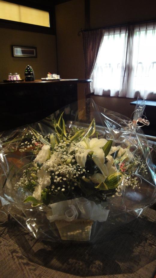 元美さんからの素敵な贈りもの@有馬山叢 御所別墅_f0215324_21475535.jpg