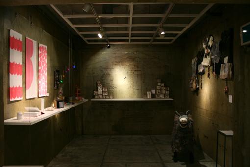 ヒントの森 in GINZA / Gallery Program 1 始まりました。_c0096440_19483219.jpg