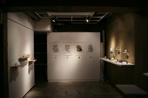 ヒントの森 in GINZA / Gallery Program 1 始まりました。_c0096440_19484213.jpg