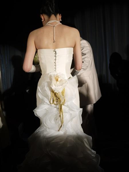 M-chan \' s wedding!!_f0180147_9224737.jpg