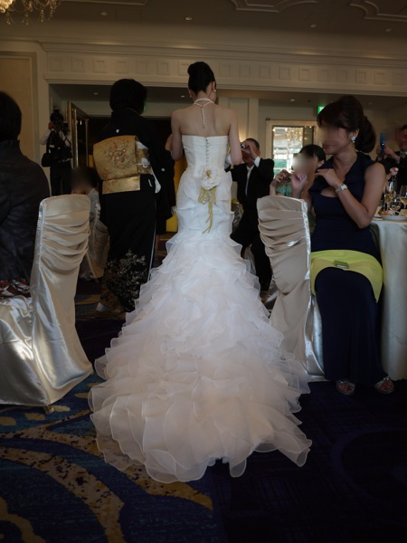 M-chan \' s wedding!!_f0180147_991961.jpg