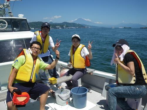 釣女2 真夏のキス釣り苦戦_f0175450_2012351.jpg