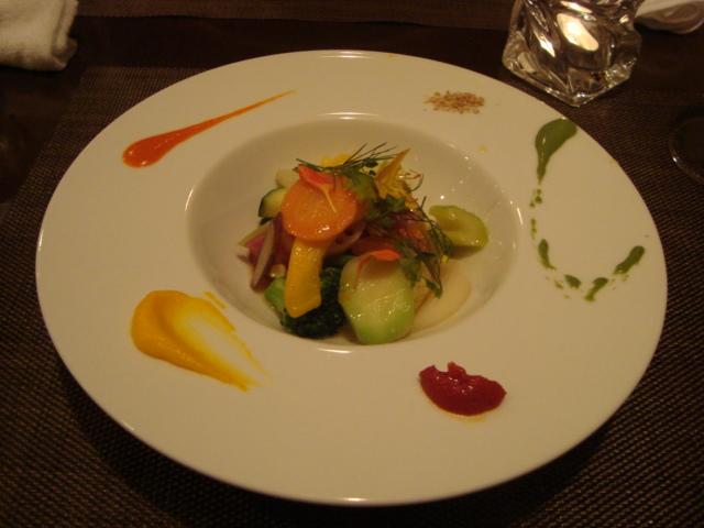 中野「as.kitchen アズキッチン」へ行く。_f0232060_3185012.jpg