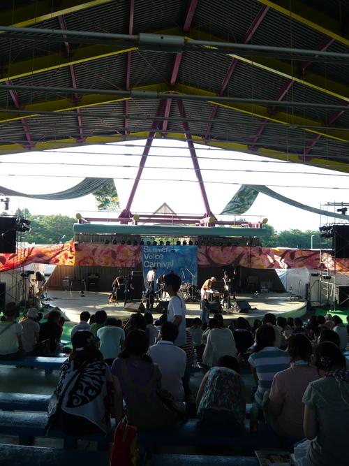 Summer Voice Carnival 2011 一日目〜_b0151262_1823395.jpg