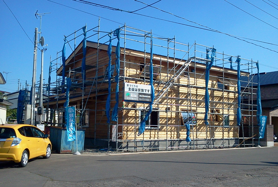 K様邸「船場町の家」 施工中見学会です。_f0150893_19472719.jpg