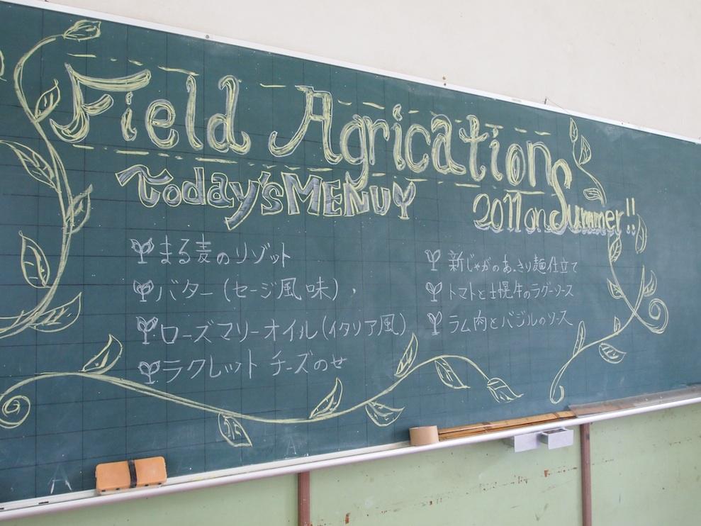 Field Agrication_c0223508_21485071.jpg