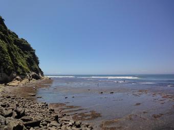 小坪から逗子海岸へ_c0195909_17125245.jpg