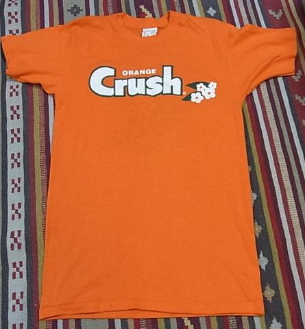 旧ロゴTシャツ! Crush Tシャツ!_c0144020_23354639.jpg