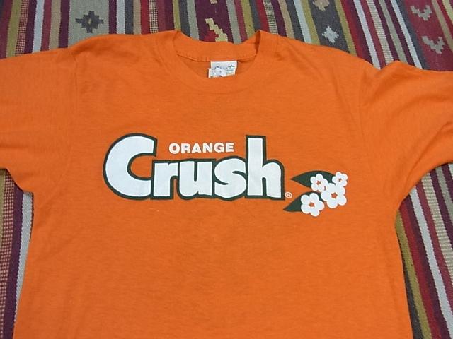 旧ロゴTシャツ! Crush Tシャツ!_c0144020_23354743.jpg