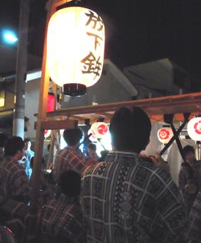 祇園祭 宵山_a0111125_19482823.jpg