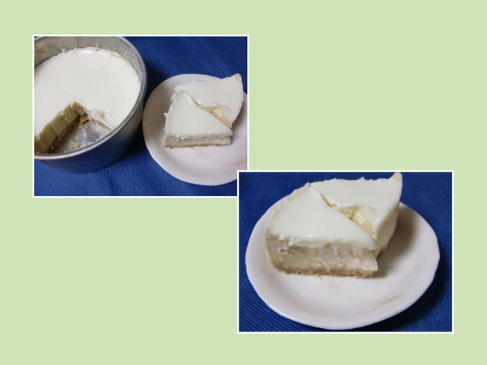 恋するチーズケーキ ② 失敗?!_b0203925_20205872.jpg