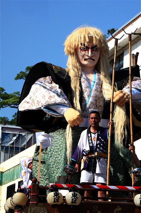 つかのまの休息。。。金津祭り!!_f0165030_1319236.jpg