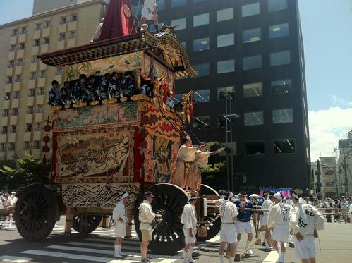 祇園祭 巡行 2011。_e0170538_0101338.jpg