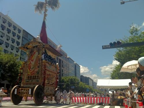 祇園祭 巡行 2011。_e0170538_020828.jpg