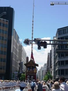 summer time Ⅵ 山鉾巡行_e0230141_0544951.jpg