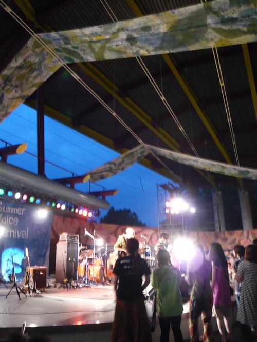 Summer Voice Carnival 2011 二日目〜_b0151262_2321472.jpg