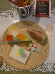 お菓子を囲むお茶会_c0192970_1659228.jpg