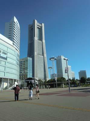 横浜へ 第一回日本透明水彩会展_f0176370_1650975.jpg
