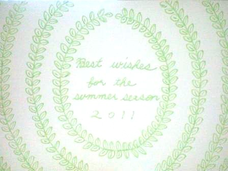 Best wishes for the summer season 2011_c0012180_19272192.jpg