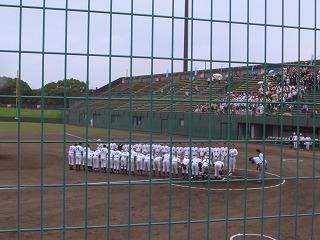 高校野球 夏の大会_f0059988_17585098.jpg