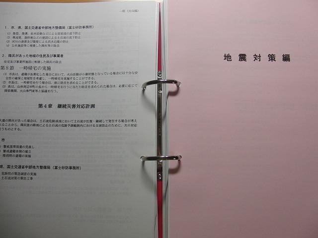 特別委員会の重み・・・地震防災対策特別委員会を傍聴して_f0141310_7172894.jpg