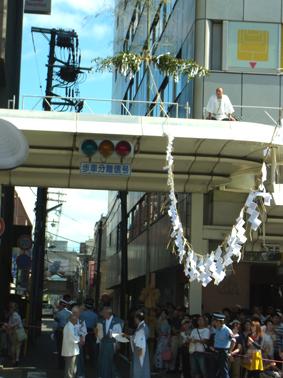 祇園祭 山鉾巡行・注連縄切り_a0111125_16182393.jpg