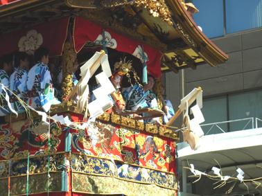 祇園祭 山鉾巡行・注連縄切り_a0111125_16195380.jpg