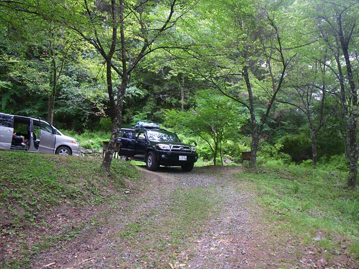 我が家のキャンプ日記2011年7月(1日目)_c0120834_15211916.jpg