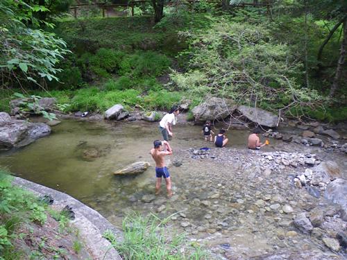 我が家のキャンプ日記2011年7月(1日目)_c0120834_15264912.jpg