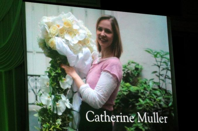 カトリーヌ・ミュレーの世界 ~ブライダルファッションショー~_d0145934_14534834.jpg
