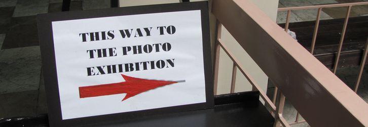 七夕会場に 日本映画祭と写真展が・・ バギオ博物館_a0109542_19453372.jpg