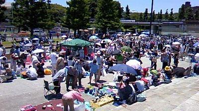 MOTTAINAIフリーマーケット開催報告@駒沢公園/高知市文化プラザかるぽーと_e0105047_15494689.jpg