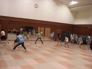 めるへん劇団 ダンスレッスン2011_c0208355_14515223.jpg
