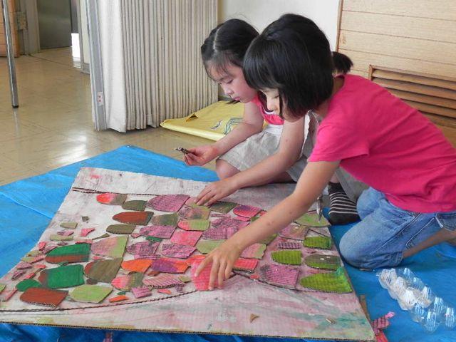 セルシーのキッズクラフト展/Kidscraft Exhibition at Selcy _d0076558_15512227.jpg