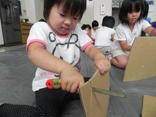 セルシーのキッズクラフト展/Kidscraft Exhibition at Selcy _d0076558_1552180.jpg