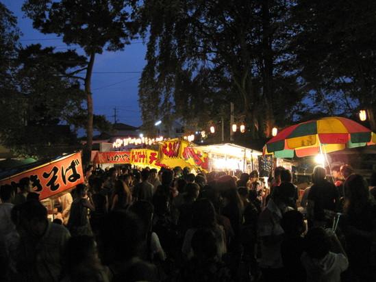 長倉神社の花火&アウトレットの花火_f0236260_1424792.jpg