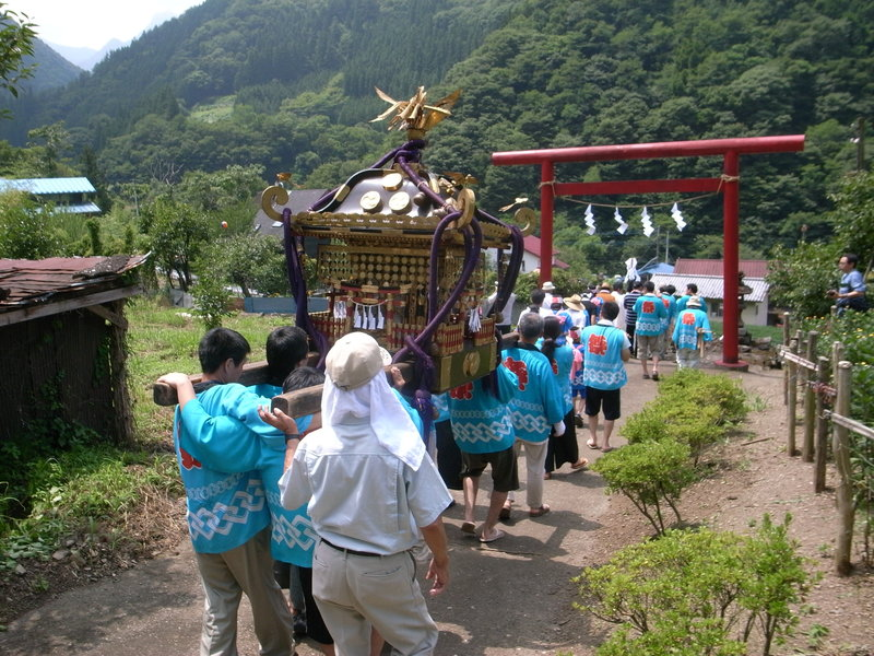イエス ルーツ! 野栗神社例祭へいらっしゃい_b0209774_238428.jpg
