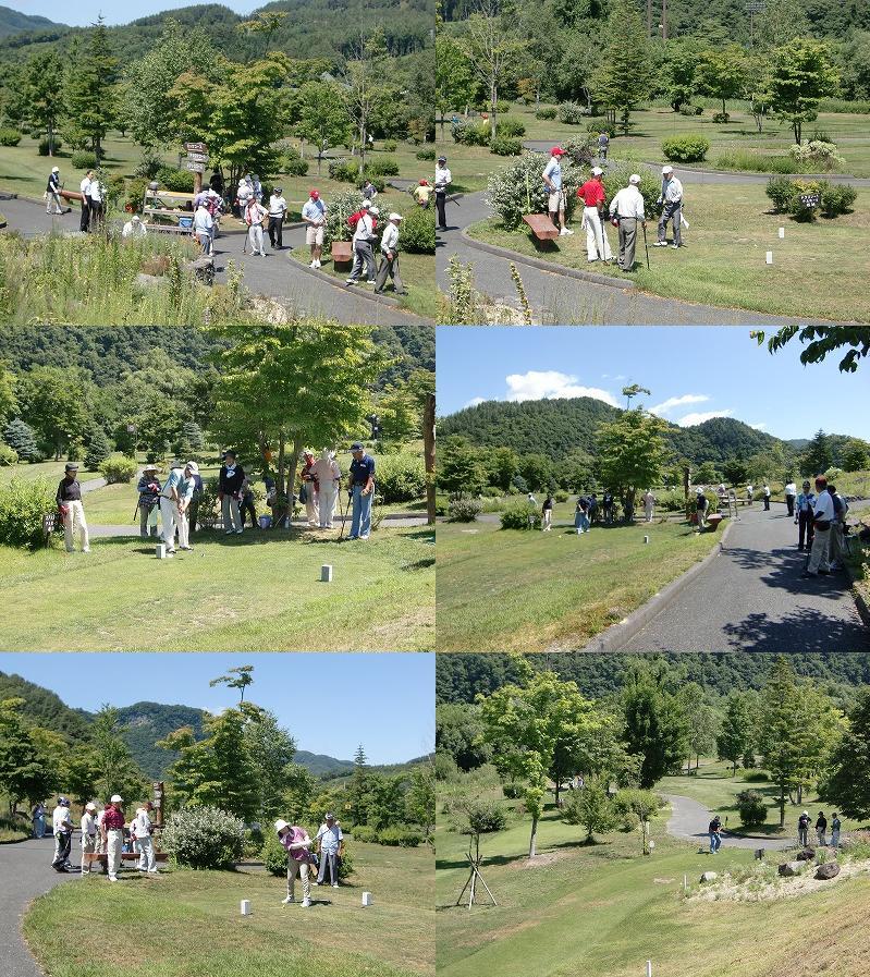 第1回岩泉産業開発杯パークゴルフ大会!!_b0219993_11311397.jpg