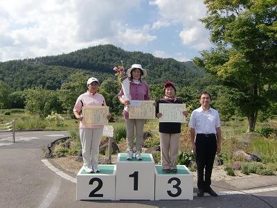 第1回岩泉産業開発杯パークゴルフ大会!!_b0219993_12401046.jpg