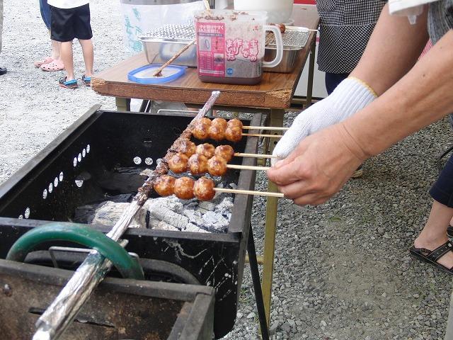 暑い熱い一日 駿河台三丁目のてんのさん_f0141310_6275113.jpg