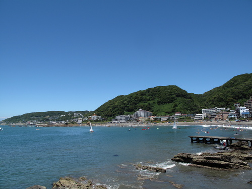 秋谷海岸 散歩(1)_d0150720_10415442.jpg