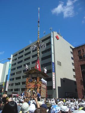 祇園祭 山鉾巡行_a0111125_1741392.jpg