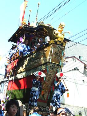 祇園祭 山鉾巡行_a0111125_17443285.jpg