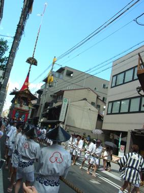 祇園祭 山鉾巡行_a0111125_1758284.jpg