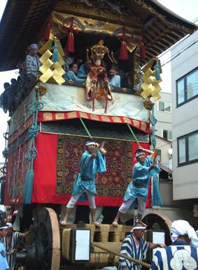 祇園祭 山鉾巡行_a0111125_1833352.jpg