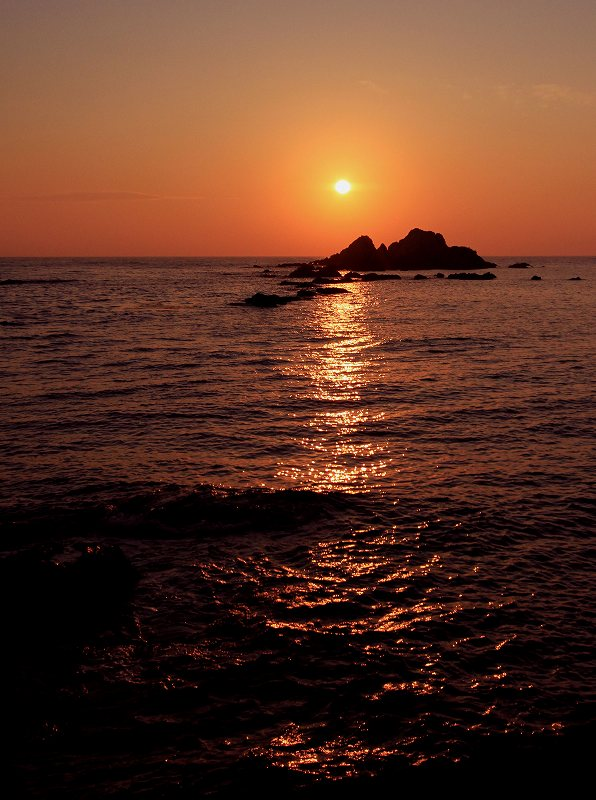 壁島の夕陽_d0074828_21404419.jpg