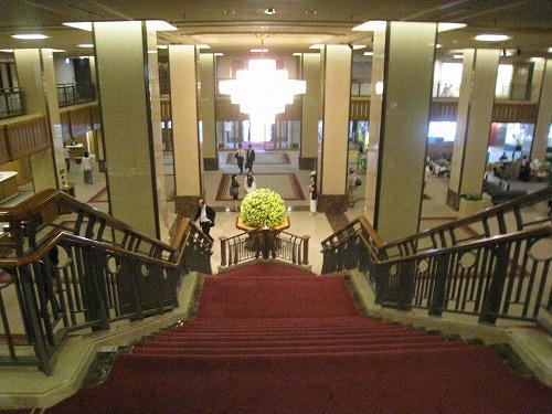 7月 帝国ホテル またまたハレクラニ気分とルームサービス_a0055835_23435744.jpg